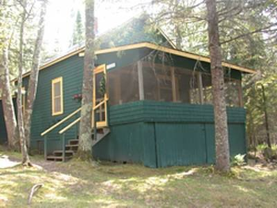 Brittany cottages madeline island