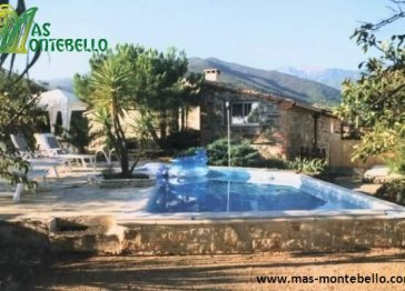 MAS MONTEBELLO French house with private pool & jacuzzi
