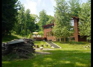 Exclusive Vacation Home on Cayuga Lake