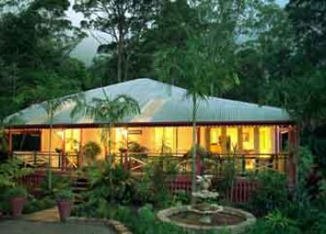 Buderim Rainforest Cabins