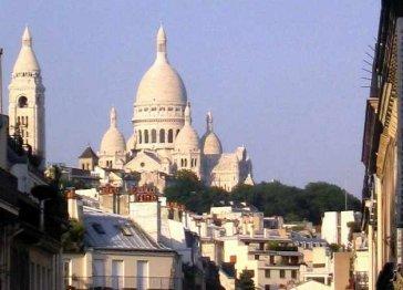 In the heart of Paris, Slpeen de Paris