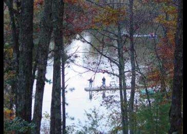 Private Lake, Paddle Boats, Trout Fishing, Fireplace