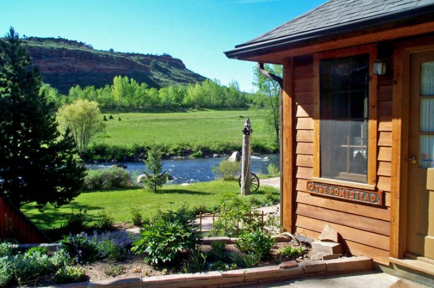 Sylvan Dale Guest Ranch Loveland Colorado Usa
