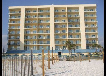 Gulf Front Vacation Condo