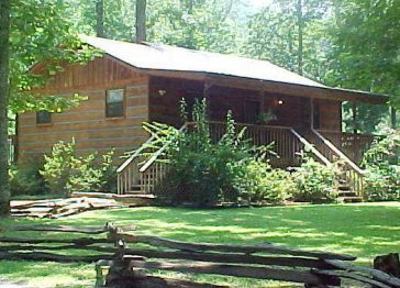 Cabin in the Smokies