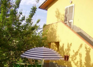 charming home holidays site in the open country, in Tuscany