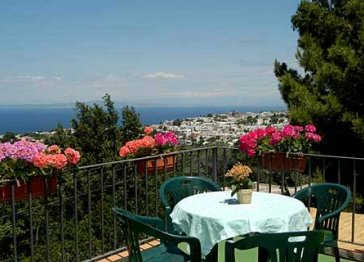Alle Ginestre Capri Bed & Breafast - Guest House