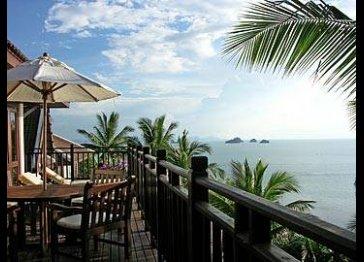 2 bedroom seaview villa at 5 star resort