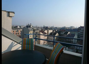Penthouse Apartment with wonderful view over Vienna