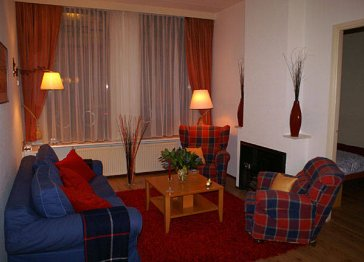 The Hague: cozy apartment with privat garden near the beach
