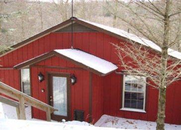 Cabin at Ski Beech!