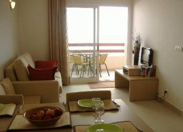 2 bedroom/2 bathroom room luxury apartment in Playa Flamenca