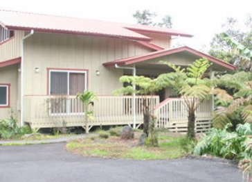 Kilauea RainForest Retreat