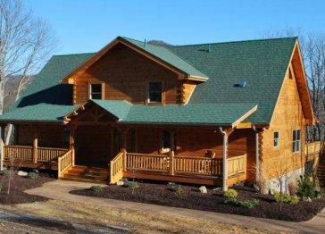 Luxury Log Cabin - The Perfect Getaway
