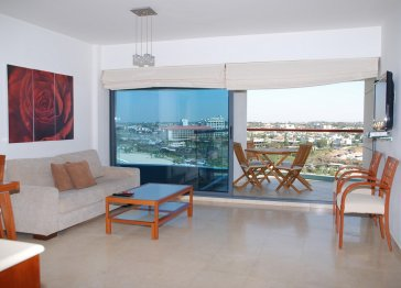 Israel vacation apartment