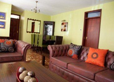 Nairobi Furnished Apartment(Kilimani)