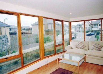 Self-catering seaside rental in Northern Ireland sleeps 6