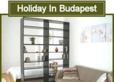 Holiday In Budapest Apartment