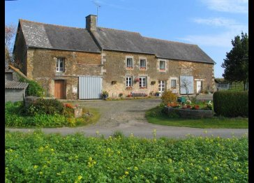 La Petite Chesnee, Farmhouse B&B Near Le Mont St Michel