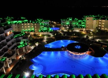 EMERALD BEACH   5 Star Resort Complex on Bulgarian Riviera