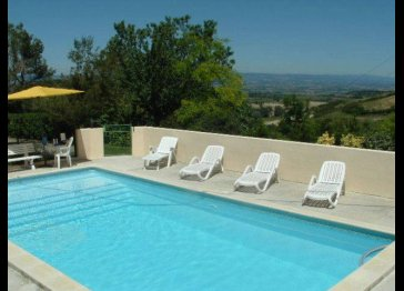 Cottage Domaine Roujoux Heated Pool