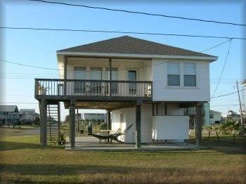 Life is Good Galveston, Home in Sea Isle sleeps 11 ... Map Of Sea Isle Texas on