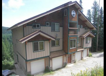 Schweitzer Mountain Condo at the Beargrass Lodge