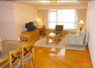 Short term service apartment in Wangfujing of Beijing