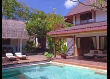 Villa Sanil Tropical Balinese Design