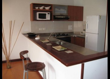 Executive loft style apartment