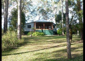 'Kingfisher' cottage