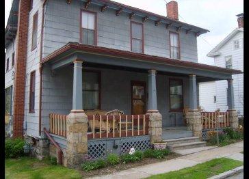 Virginian's House