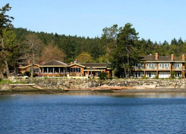 Villa Suites at the Galiano Oceanfront Inn and Spa
