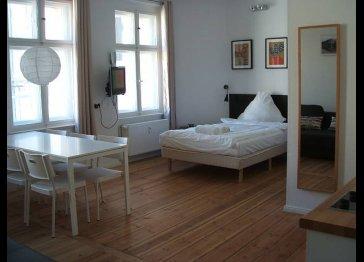 Cute studio in Friedrichshain