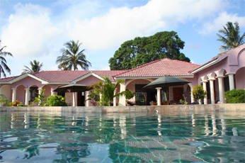 Oceanfront Villa Annchen