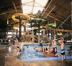 Timber Ridge Lodge Waterpark Lake Geneva Wisconsin Usa