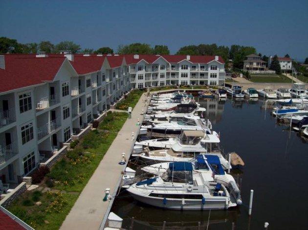 Marina Grand Resort New Buffalo Michigan Usa