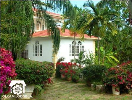 Olcam Lodge Villa