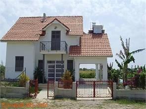 Villa kumköy