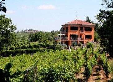 Villa I Due Padroni B&B Italy