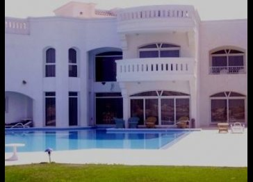 Tropitel Villa - sea view villa for rent