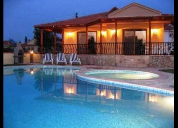 Luxury Dalyan Villa with Private Pool
