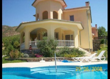 Dalaman 4 bedroom villa