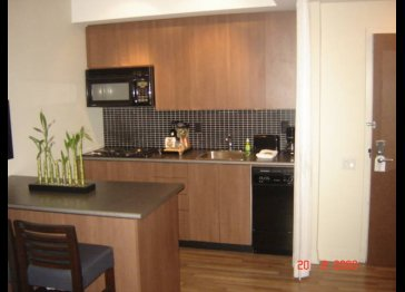 Furnished 1Bedroom + Den Hotel Condo Downtown Toronto