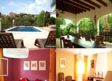 House with character Casa Perleta ideal for large families