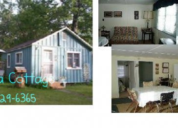 Wasaga Beach Cottage - Prime Beach Location
