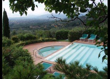 Farmhouse Holiday summer Residence Casa Italia Vinci Tuscany