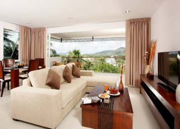 Surin Park, Two bedroom Serviced Apartments, Phuket