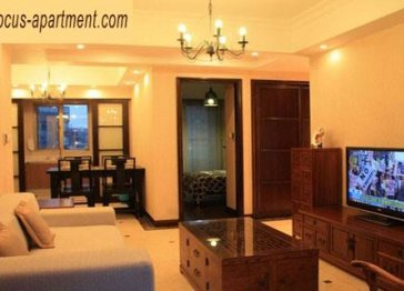 Two bedroom serviced apartment for 2010 World expo