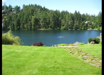 Vacation Rental Suite on Long Lake